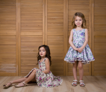Платье детские Miracle ME модель Арт-010305-1 , 2017