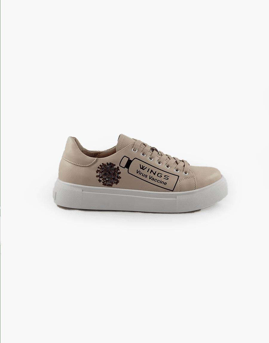 Кросівки  для жінок Wings 0058006 розмірна сітка взуття, 2017