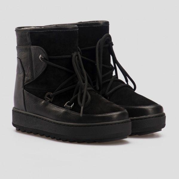 Ботинки для женщин Угги 01949 нубук/кожа 01949 смотреть, 2017