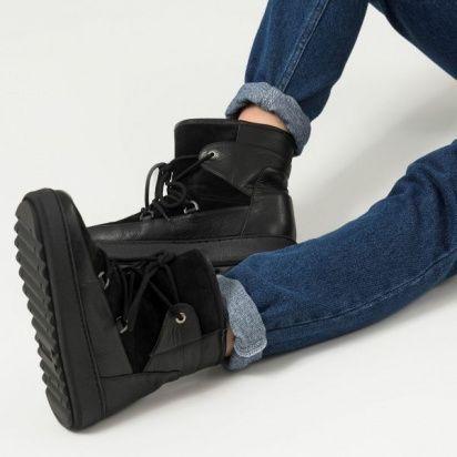 Ботинки для женщин Угги 01949 нубук/кожа 01949 фото, купить, 2017
