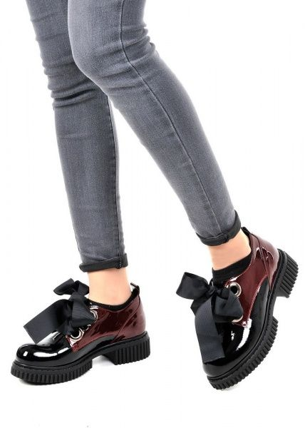 для женщин 034112 Туфли из лаковой кожи Modus Vivendi 034112 купить в Интертоп, 2017