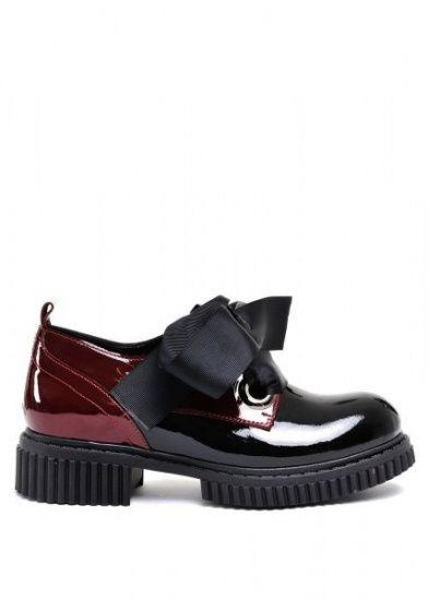 для женщин 034112 Туфли из лаковой кожи Modus Vivendi 034112 брендовая обувь, 2017