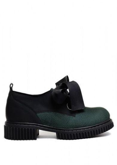 для женщин 034132 Кожаные туфли  Modus Vivendi 034132 брендовая обувь, 2017