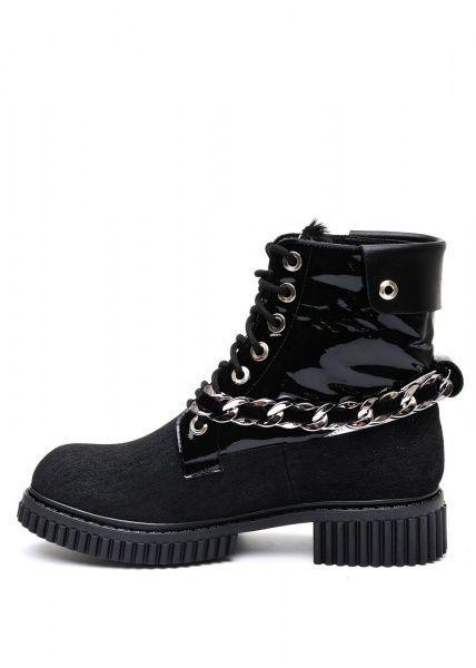 женские 034302 Черные высокие ботинки Modus Vivendi 034302 цена, 2017