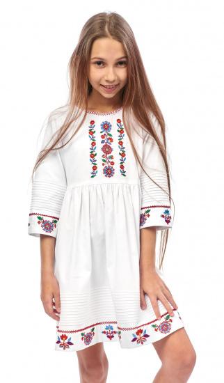Сукня Едельвіка модель 04-20-09 — фото 2 - INTERTOP