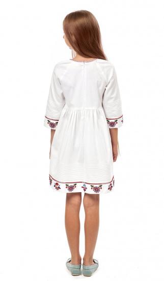 Сукня Едельвіка модель 04-20-09 — фото 4 - INTERTOP