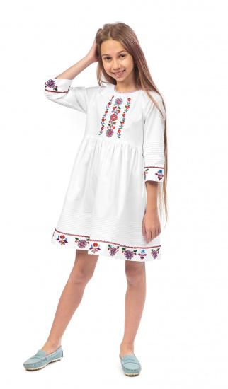 Сукня Едельвіка модель 04-20-09 — фото - INTERTOP
