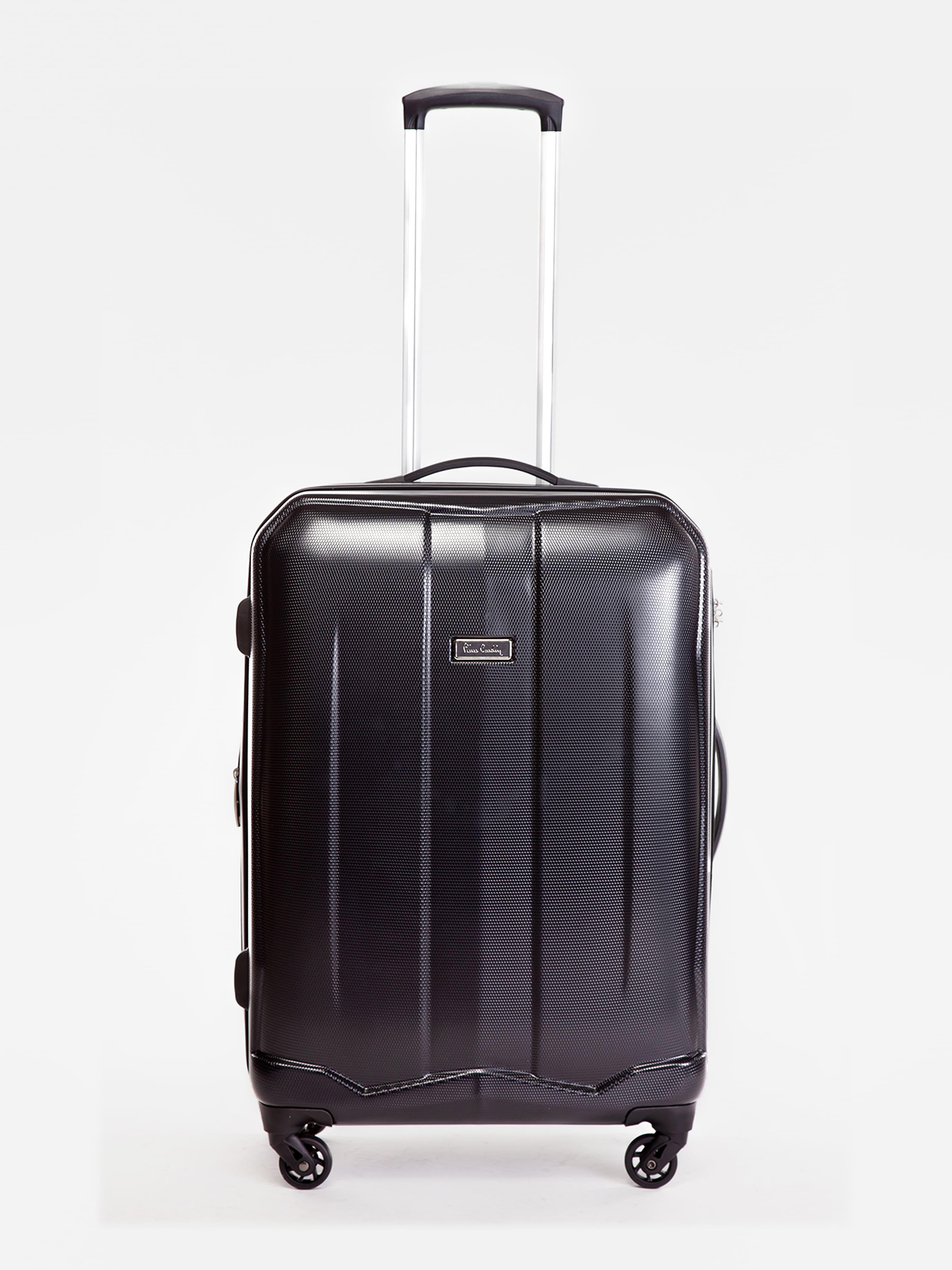 Купить Чемодан модель 04PC10900-03-B, Pierre Cardin, Черный