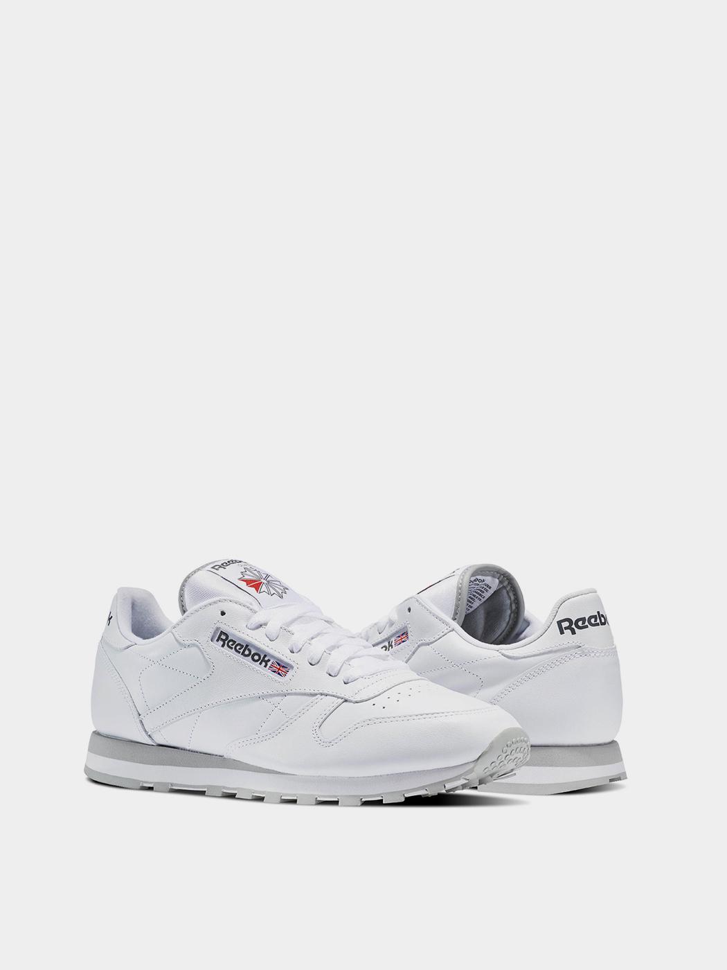 414b214642d8f4 Reebok Кросівки чоловічі модель 0A1. Кросівки для чоловіків Reebok CL LTHR  0A1 розміри взуття, 2017