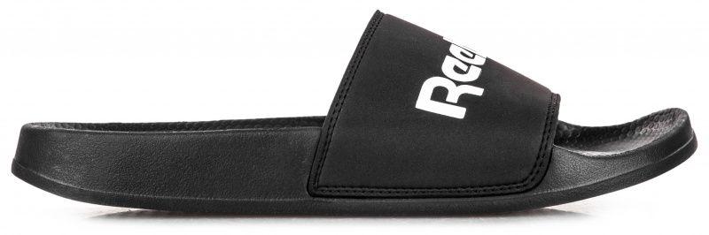 Купить Шлёпанцы мужские Reebok REEBOK CLASSIC SLIDE 0A7, Черный