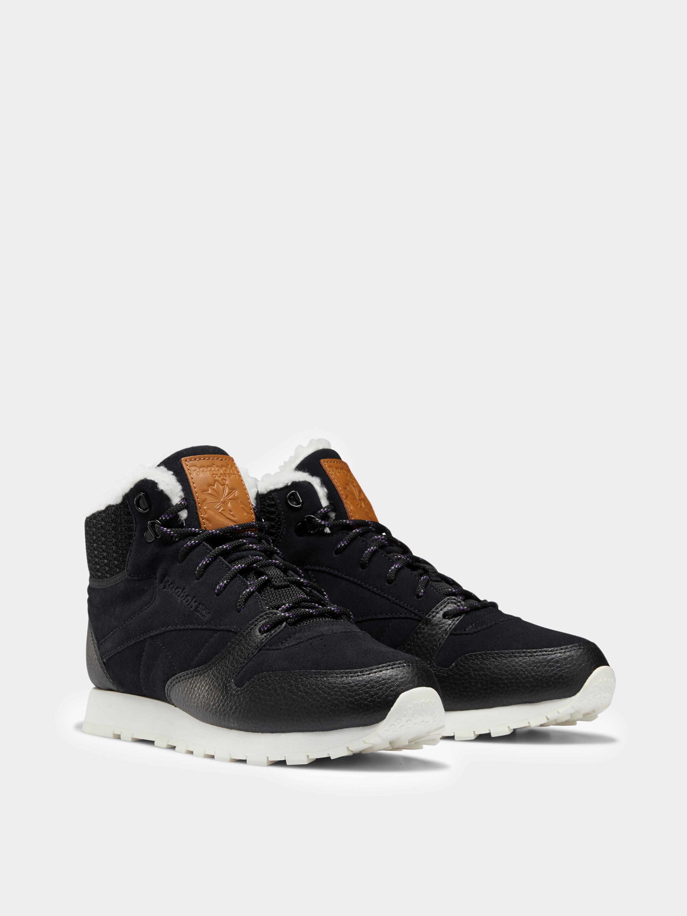 Кросівки  для жінок Reebok CL LTHR ARCTIC BOOT DV7233 брендове взуття, 2017