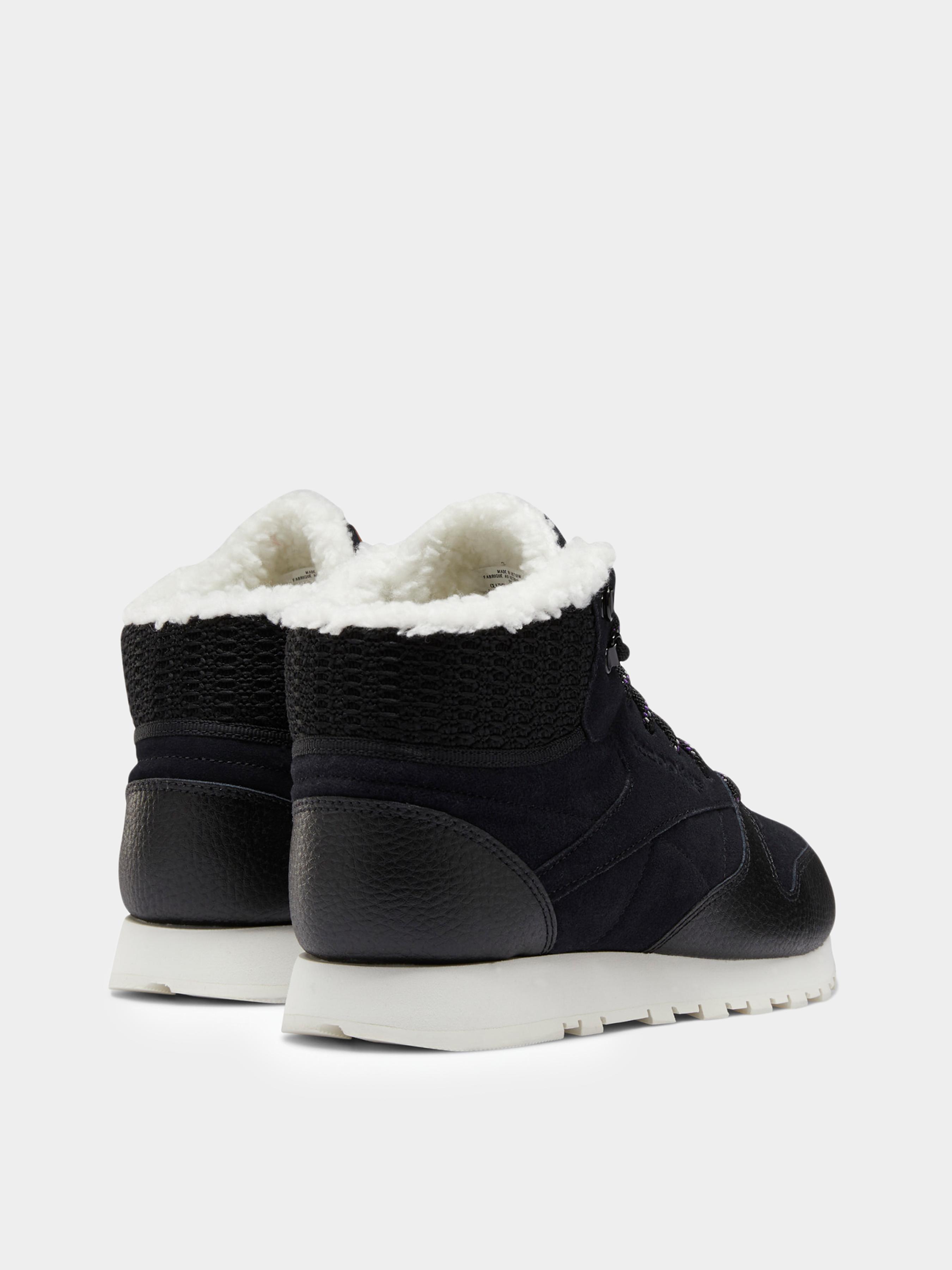 Кросівки  для жінок Reebok CL LTHR ARCTIC BOOT DV7233 модне взуття, 2017