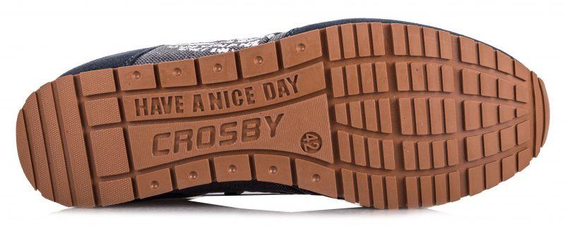 Кроссовки для мужчин Crosby 0I11 купить в Интертоп, 2017