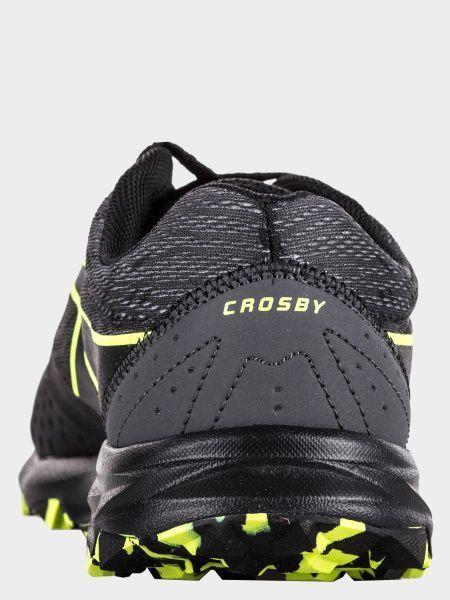 Кроссовки мужские Crosby 0I2 примерка, 2017