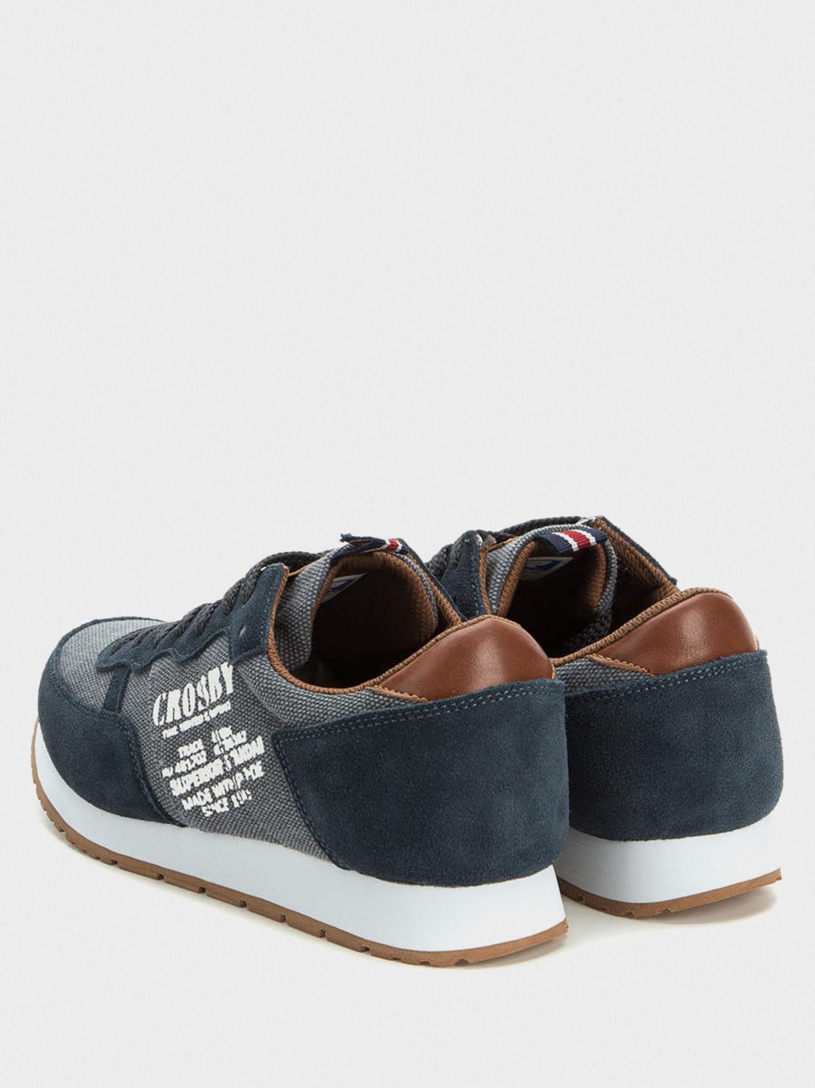 Кроссовки для мужчин Crosby 207260/02-01 размеры обуви, 2017