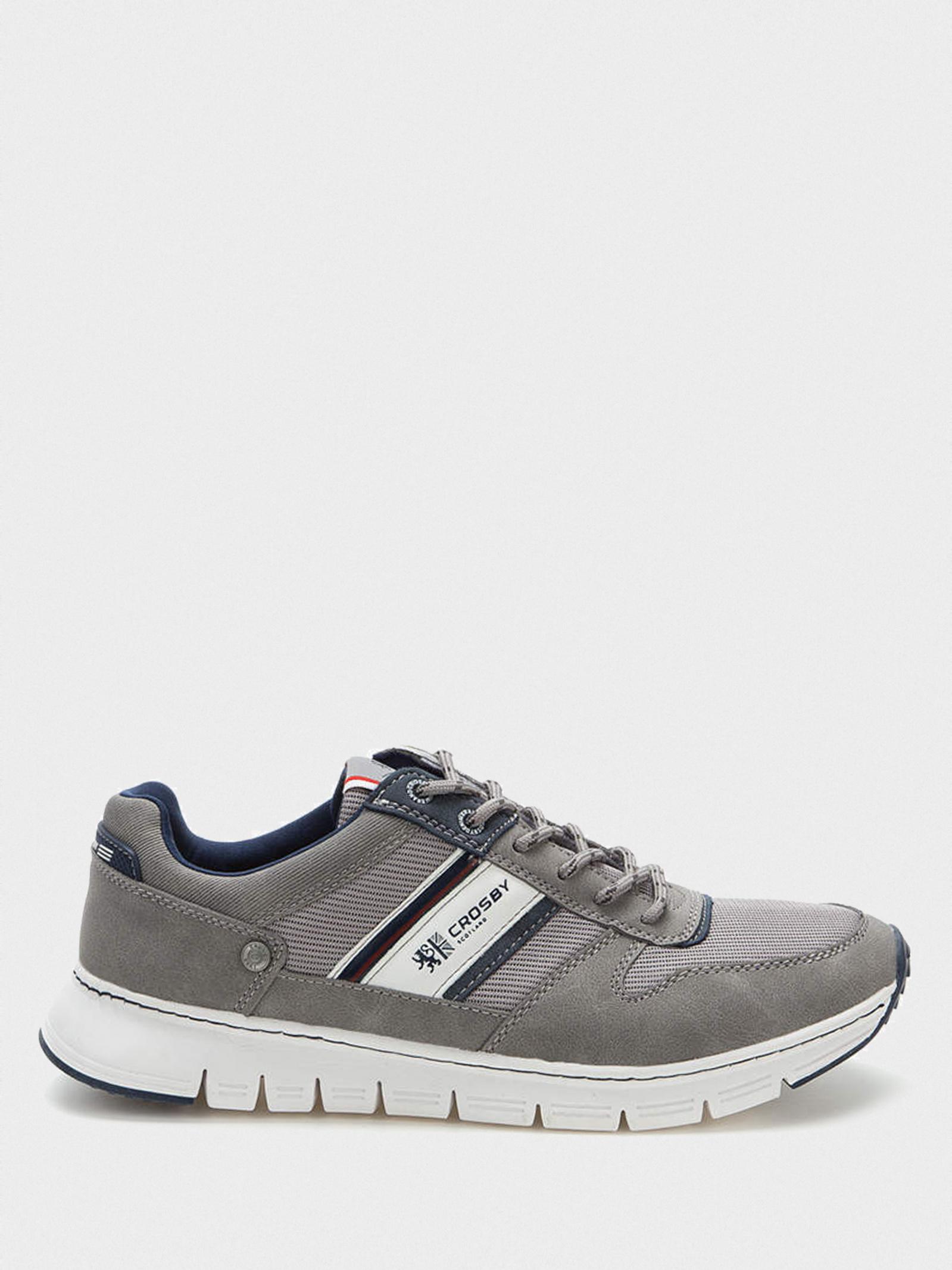 Кросівки  для чоловіків Crosby 407589/01-01 купити взуття, 2017