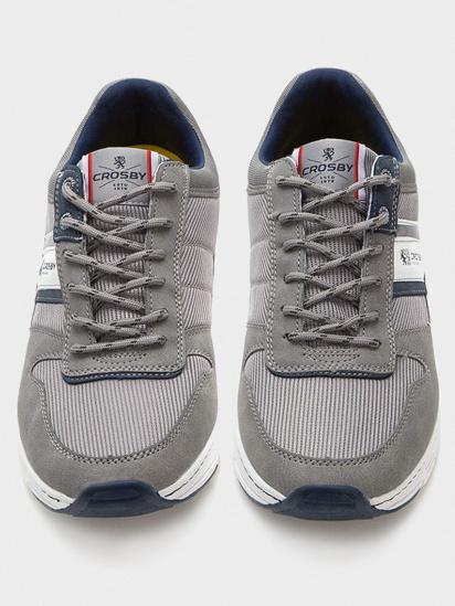Кросівки  для чоловіків Crosby 407589/01-01 дивитися, 2017