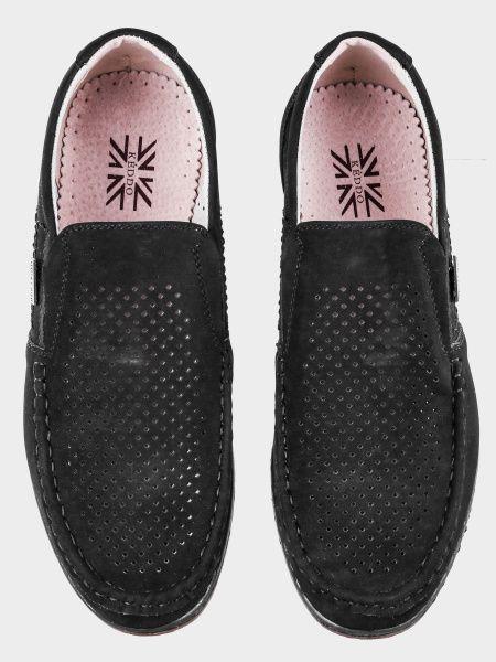 Полуботинки мужские Keddo 0J4 размерная сетка обуви, 2017