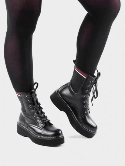Ботинки женские Betsy 0N42 примерка, 2017