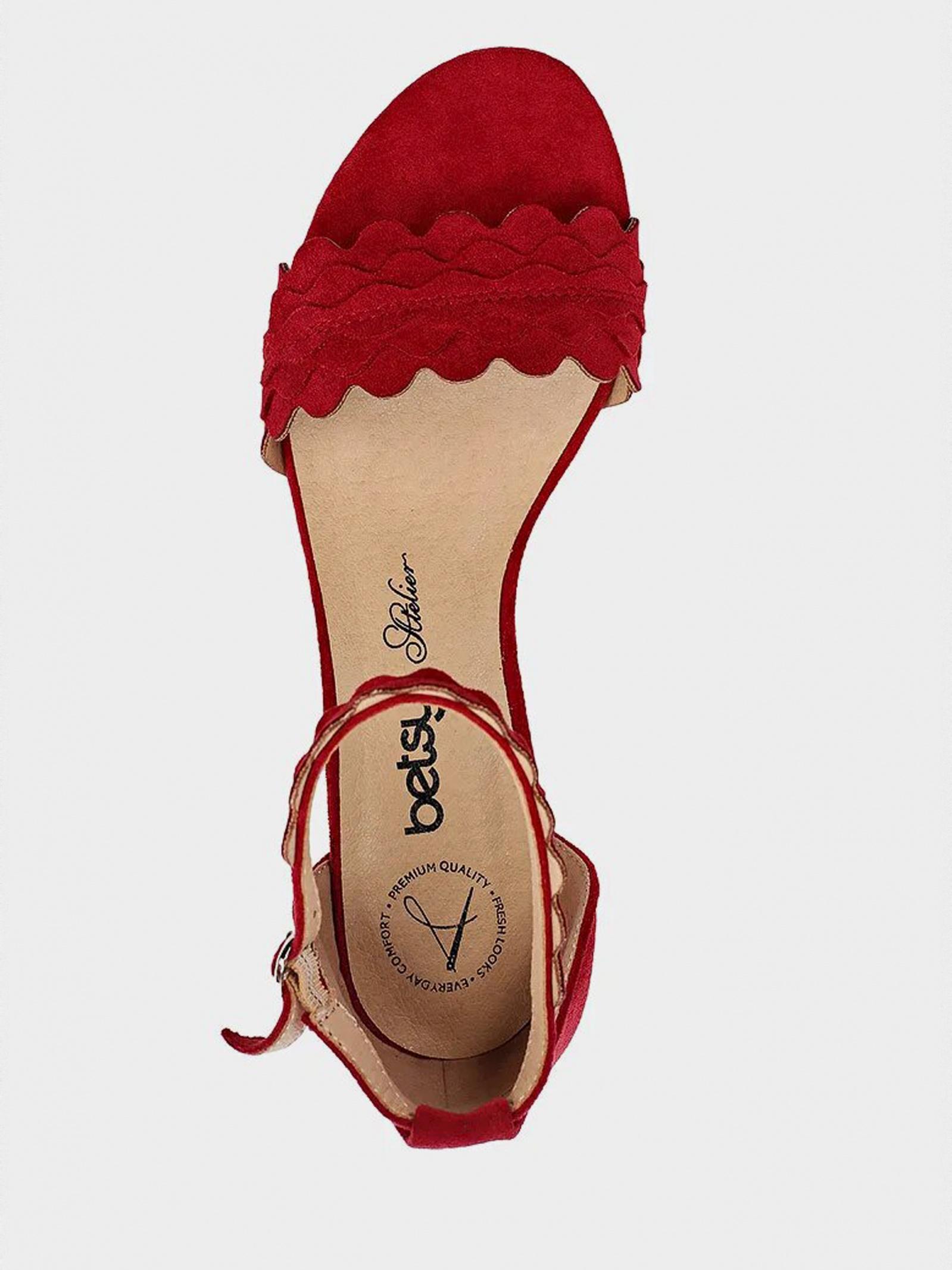 Босоніжки  для жінок Betsy 907004/02-02 розміри взуття, 2017