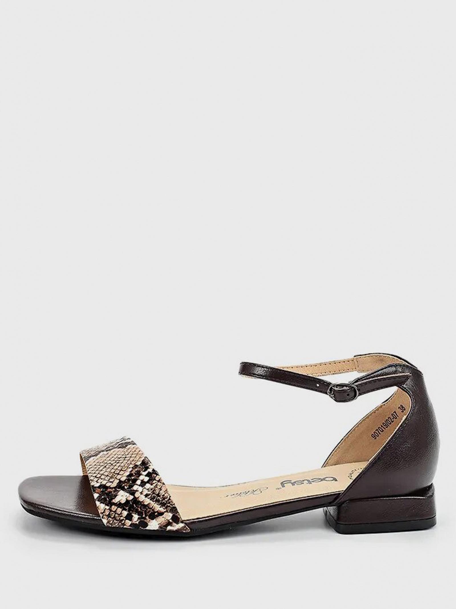 Босоніжки  для жінок Betsy 907019/02-07 купити взуття, 2017