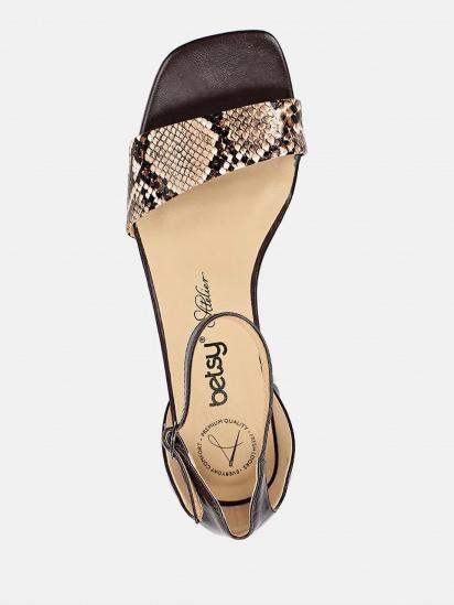 Босоніжки  для жінок Betsy 907019/02-07 розміри взуття, 2017