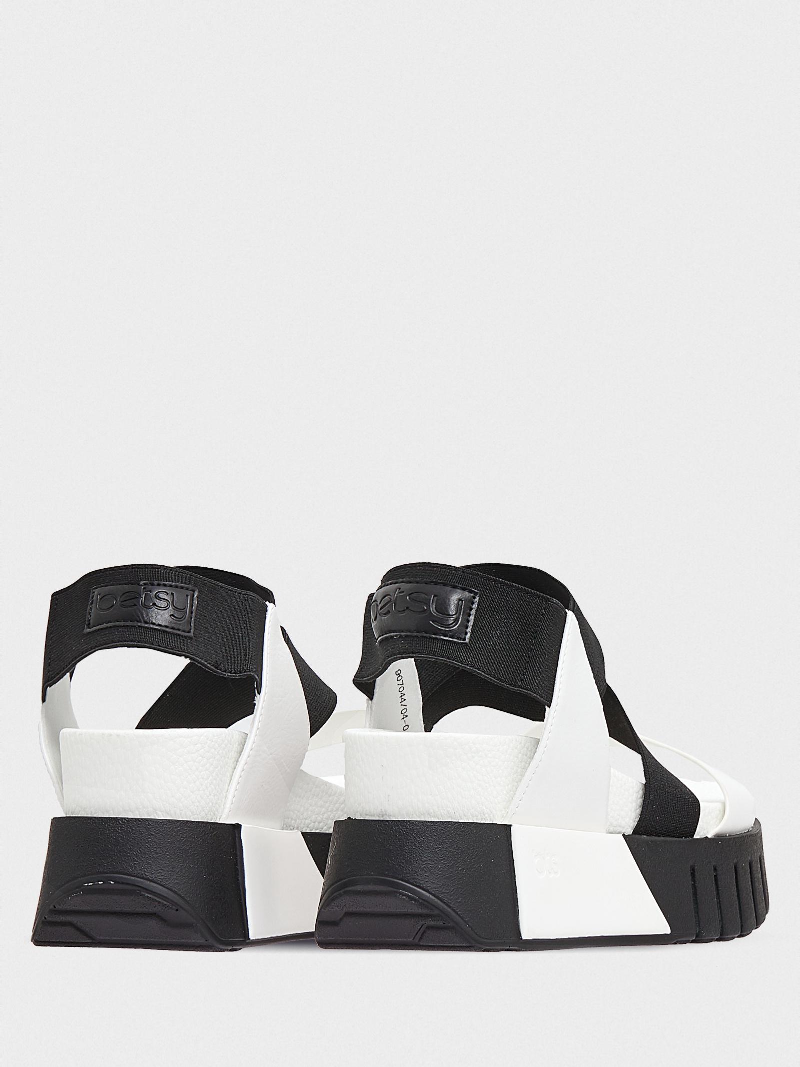 Босоножки для женщин Betsy 907044/04-01 брендовая обувь, 2017