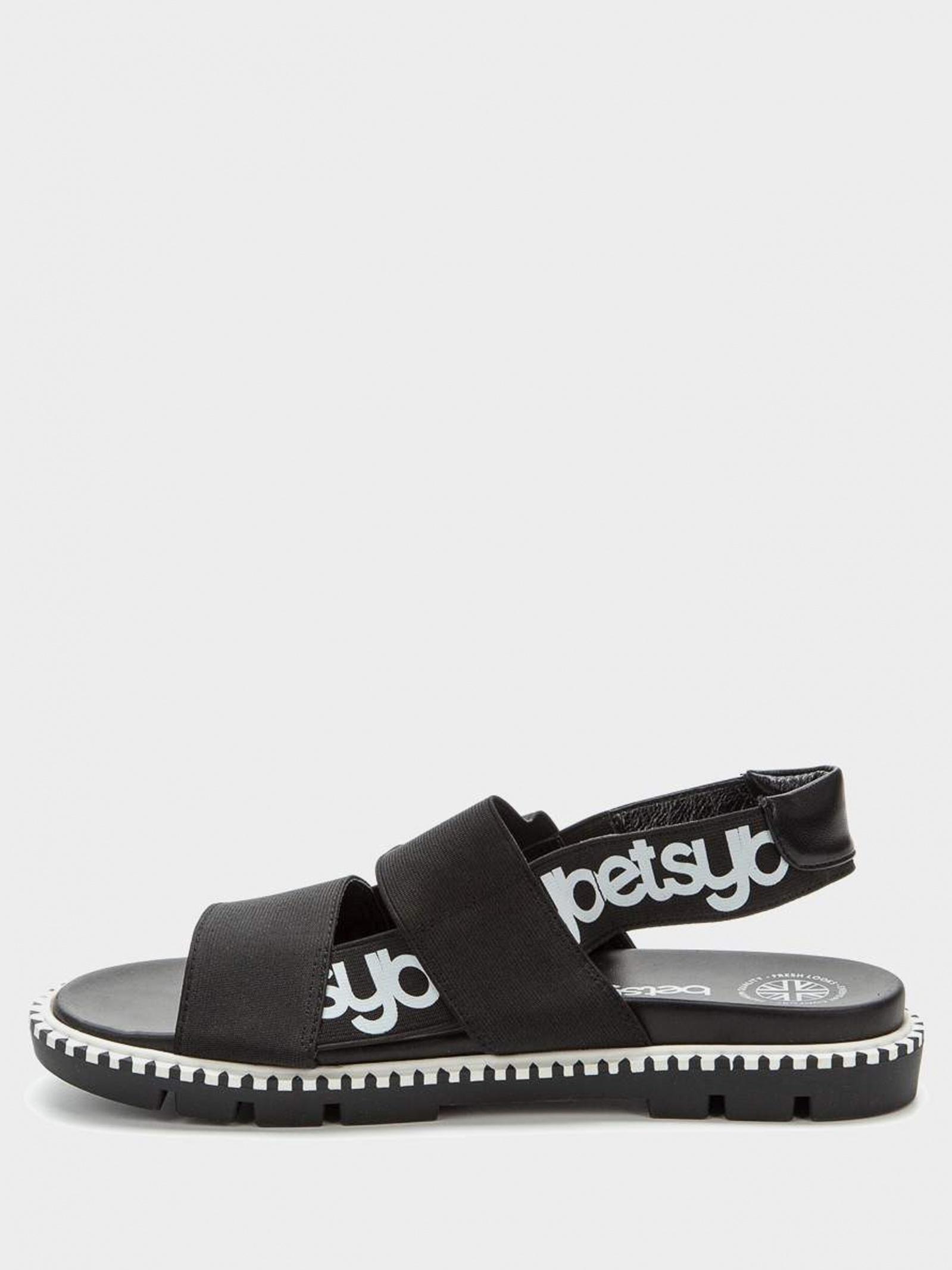 Босоніжки  для жінок Betsy 907055/05-01 брендове взуття, 2017