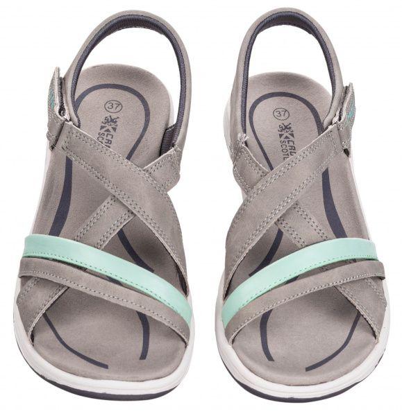 Сандалии для женщин Crosby 0O1 размерная сетка обуви, 2017