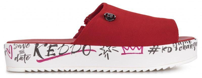 Шлёпанцы женские Keddo 0P13 цена обуви, 2017