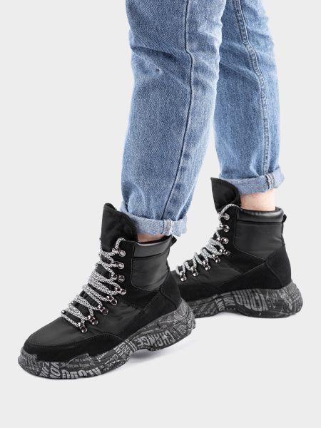 Ботинки женские Keddo 0P26 примерка, 2017