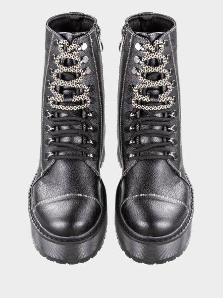 Ботинки женские Keddo 0P29 примерка, 2017