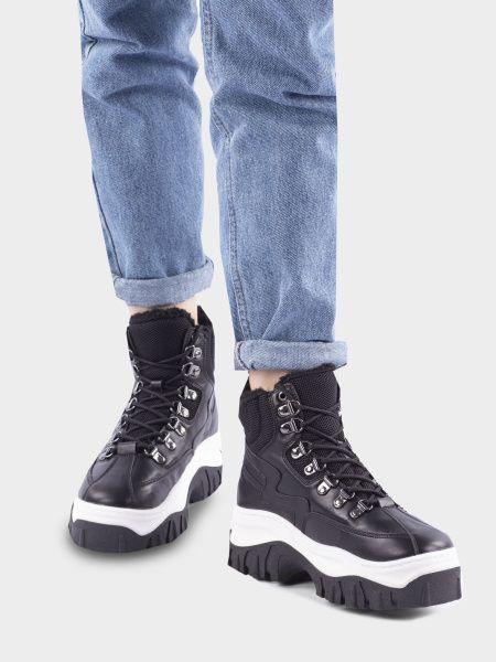 Ботинки женские Keddo 0P33 примерка, 2017