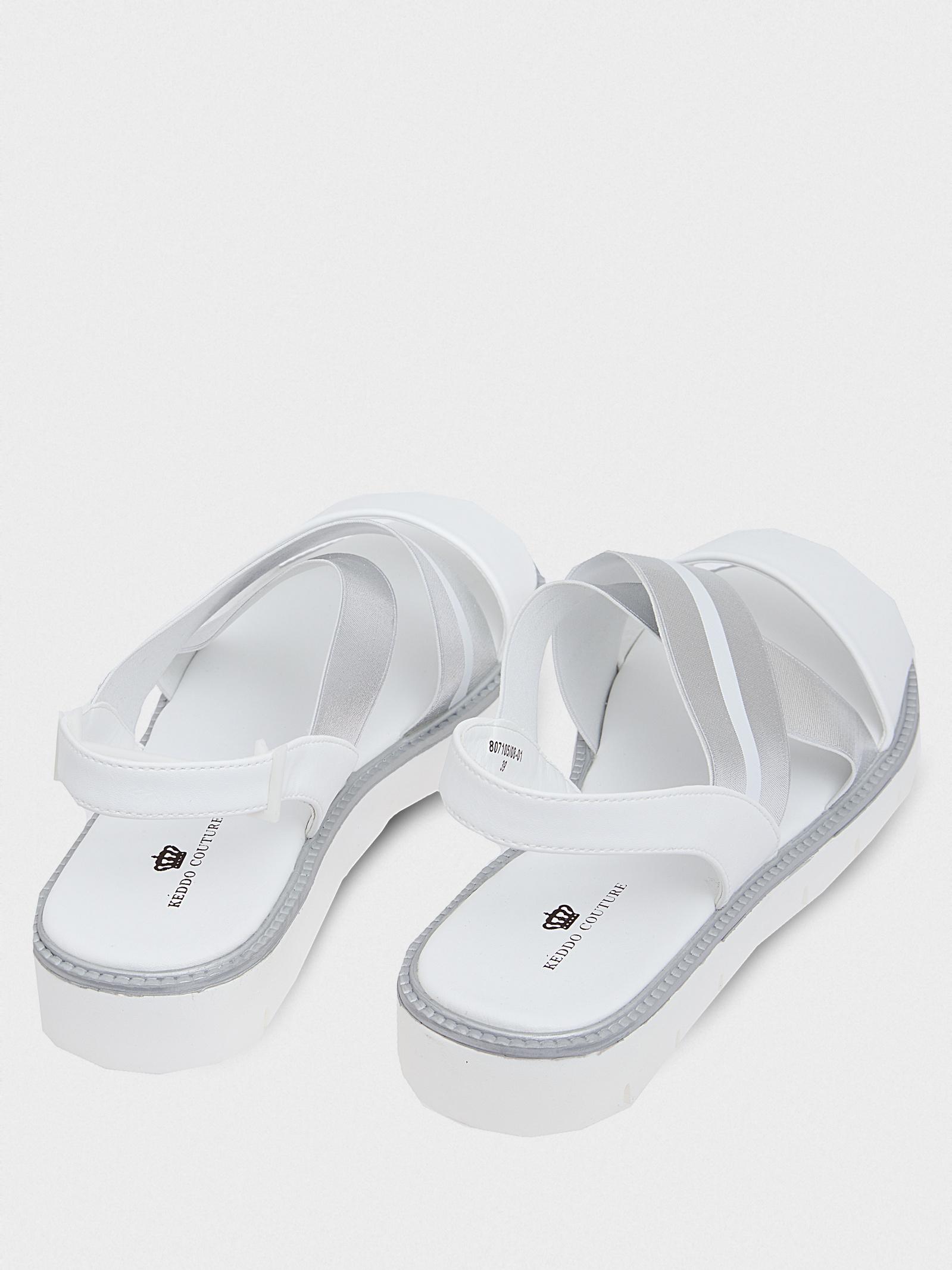 Босоніжки  для жінок Keddo 807105/08-01 брендове взуття, 2017