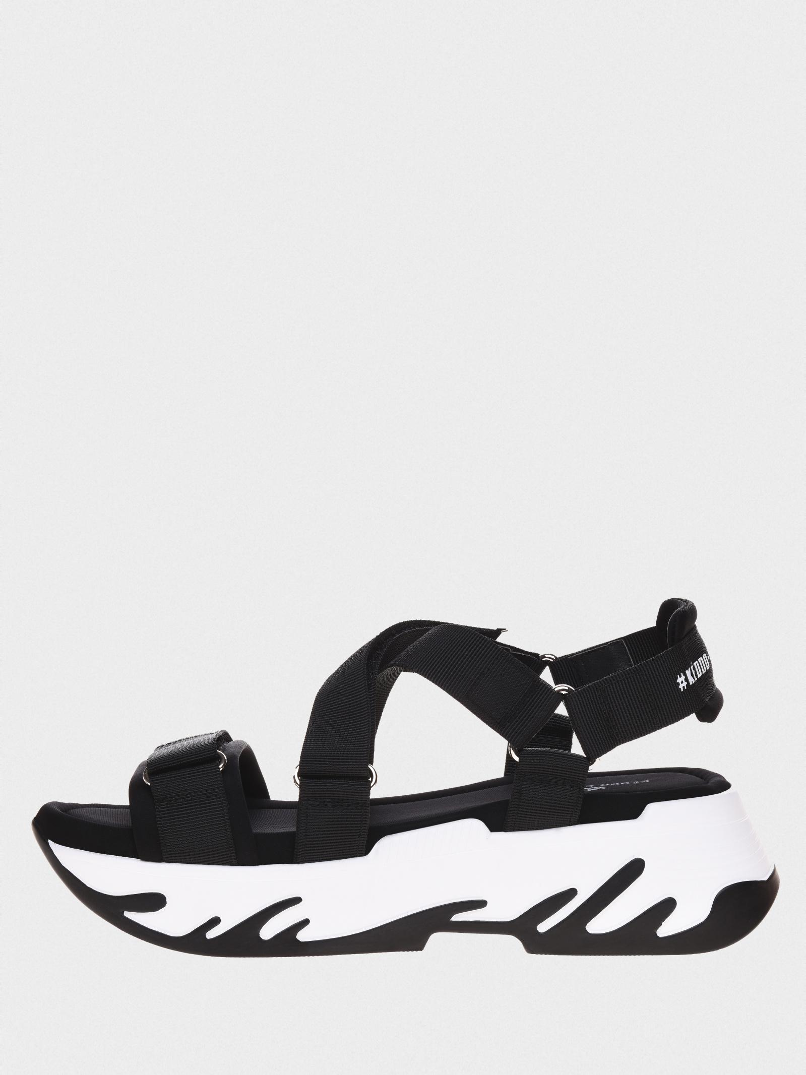 Босоніжки  для жінок Keddo 807279/01-01 купити взуття, 2017