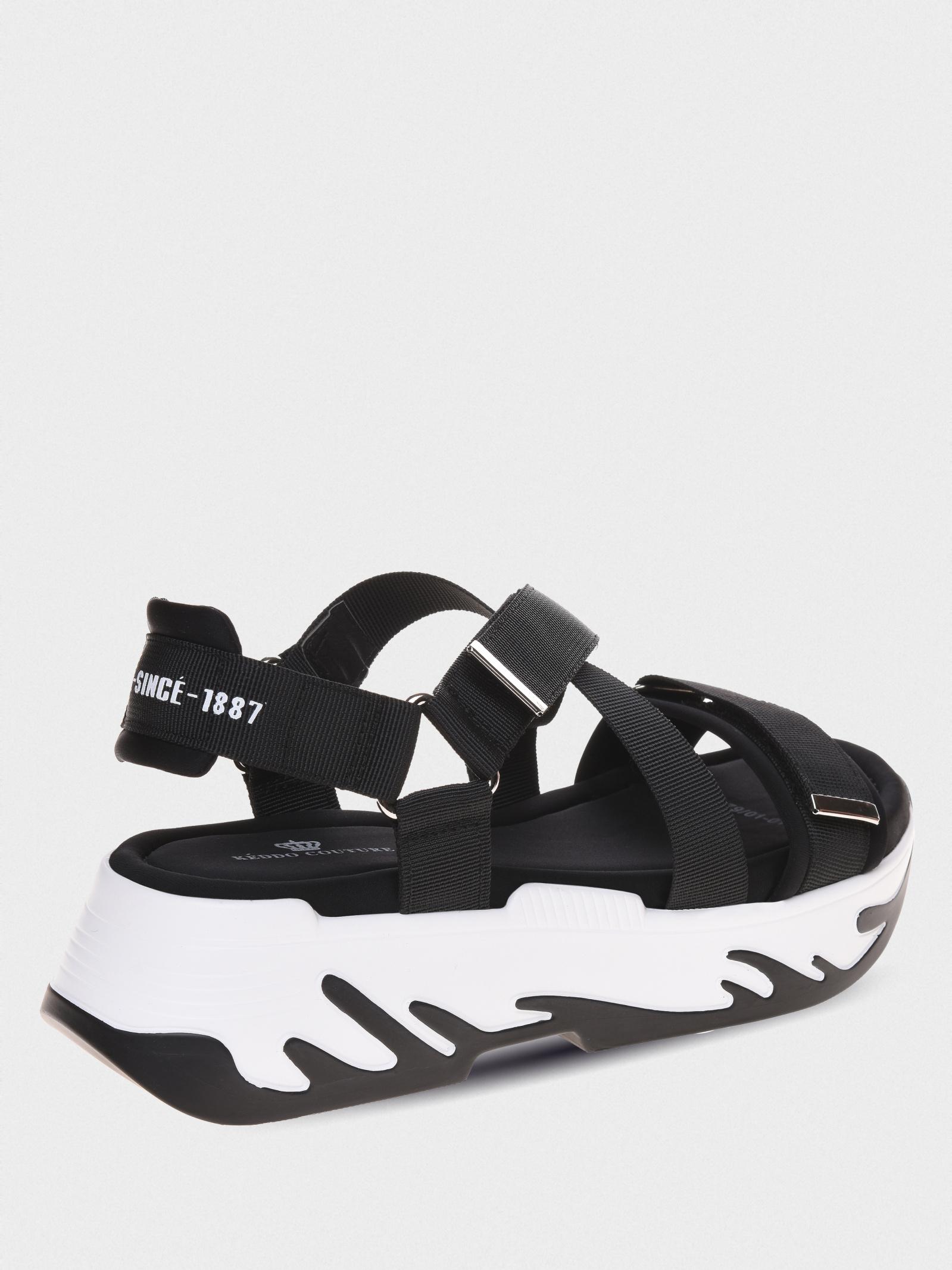 Босоніжки  для жінок Keddo 807279/01-01 брендове взуття, 2017