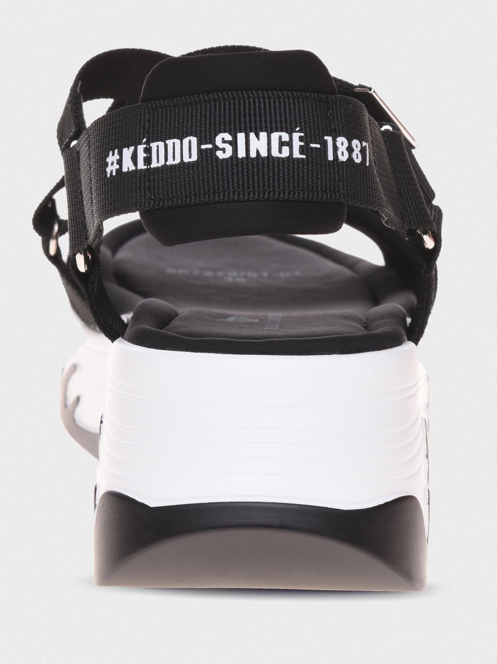 Босоніжки  для жінок Keddo 807279/01-01 замовити, 2017