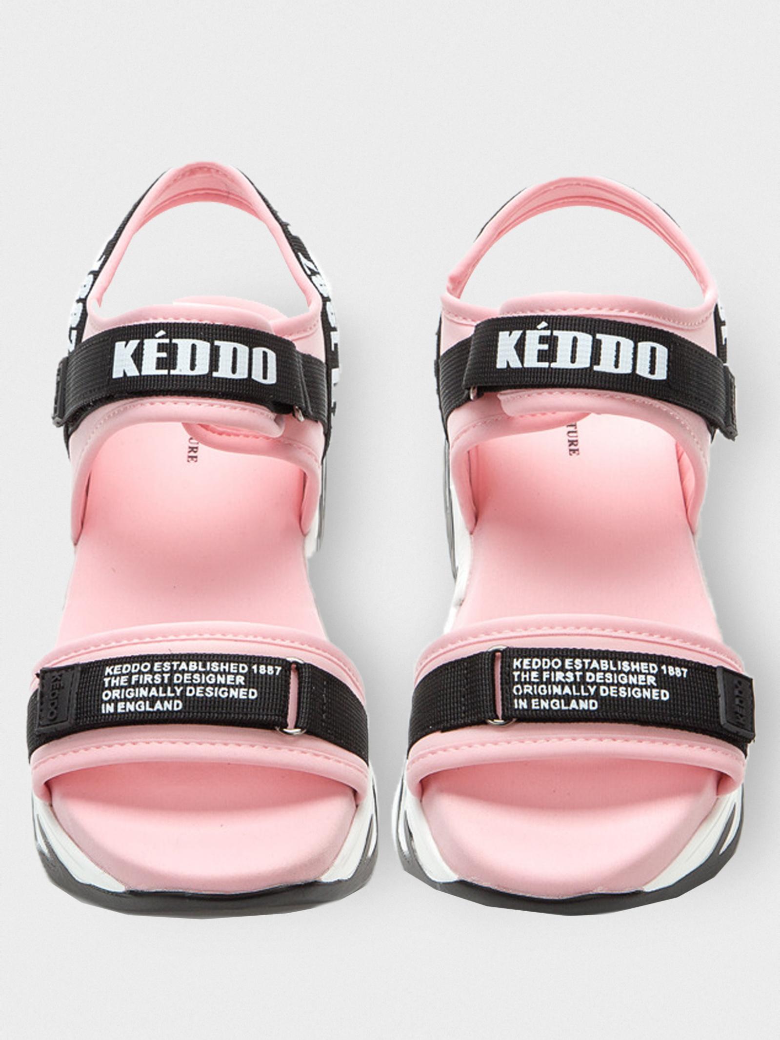 Босоніжки  для жінок Keddo 807279/02-01 брендове взуття, 2017