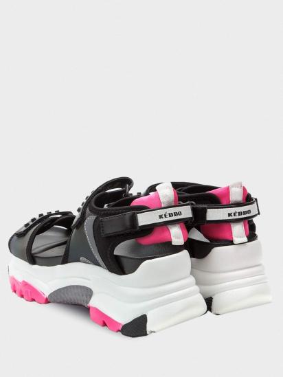 Босоніжки  для жінок Keddo 807509/01-01 брендове взуття, 2017