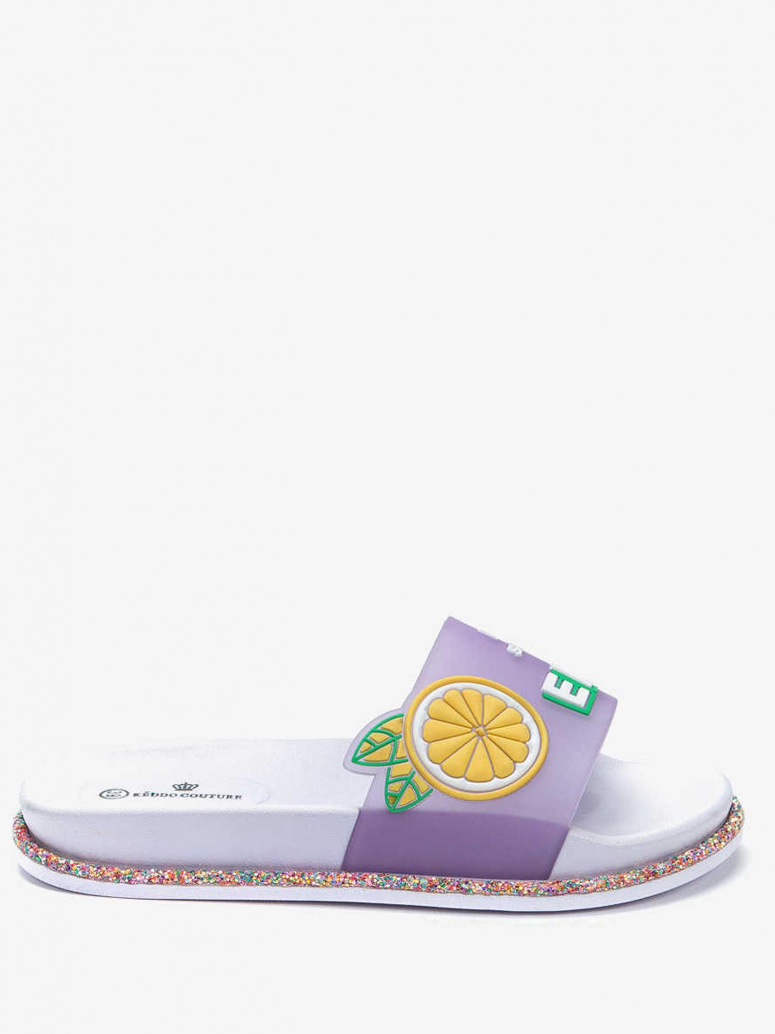 Шльопанці  для жінок Keddo 807528/02-01 купити взуття, 2017