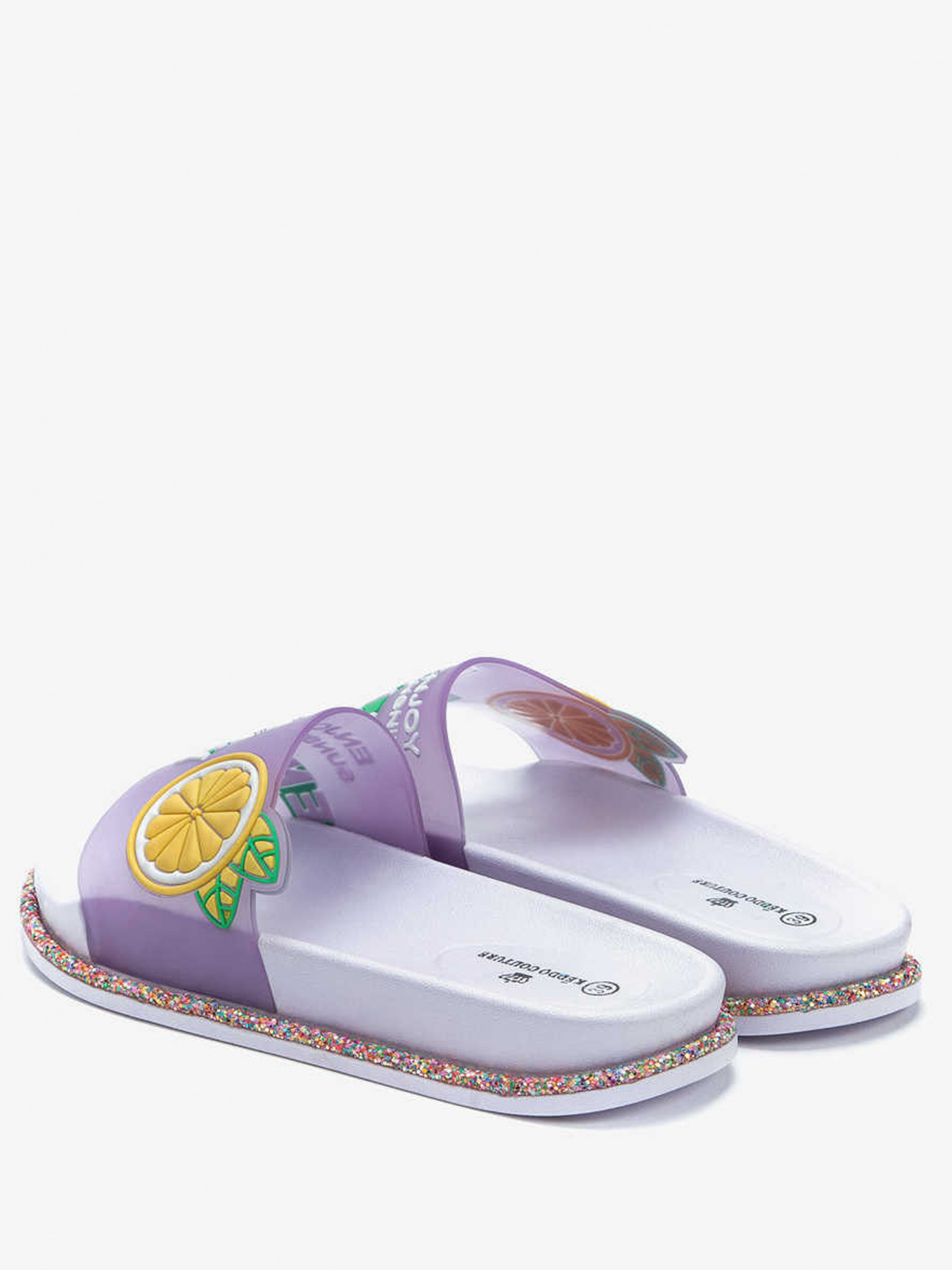 Шльопанці  для жінок Keddo 807528/02-01 розміри взуття, 2017