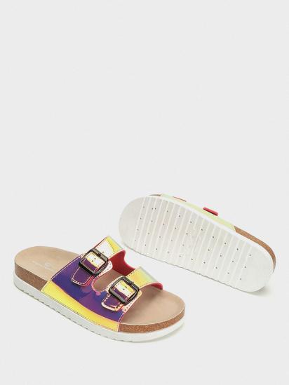 Шльопанці  для жінок Keddo 897875/01-01 розміри взуття, 2017