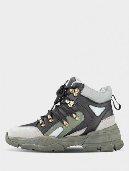 Ботинки для женщин Grunberg 0R15 размерная сетка обуви, 2017