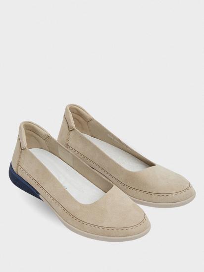Балетки  для жінок Grunberg 107510/01-02 брендове взуття, 2017