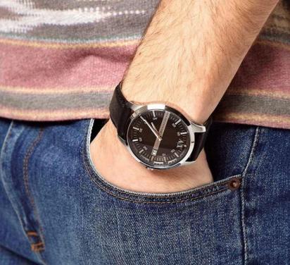 Armani Exchange Прикраси та годинники  модель AX2101 , 2017