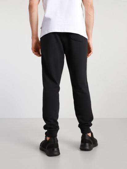 Спортивні штани CONVERSE Embroidered Star Chevron модель 10020369-001 — фото 5 - INTERTOP