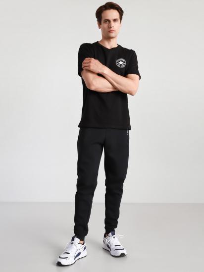 Спортивні штани CONVERSE COURT LIFESTYLE SLIM модель 10021493-001 — фото - INTERTOP