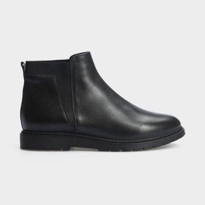 Ботинки женские Ботинки 10000220 черная кожа. Байка 10000220 цена, 2017