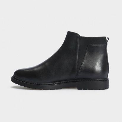 Ботинки женские Ботинки 10000220 черная кожа. Байка 10000220 примерка, 2017