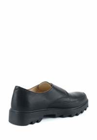 Туфли для женщин Туфли Алина кожаные черного цвета 100053 цена, 2017